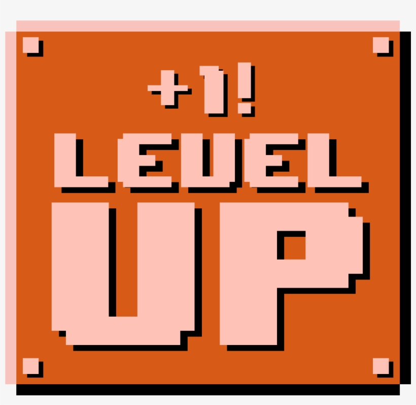 Level Up Your Faith - Level Up Super Mario, transparent png #2688003