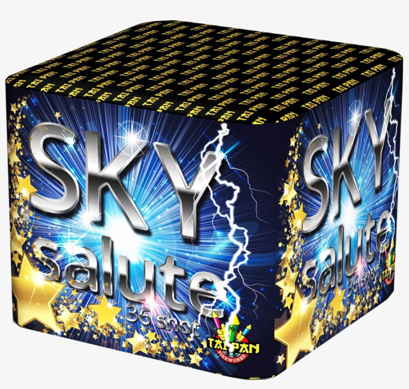 Sky Salute - Fireworks, transparent png #2689903