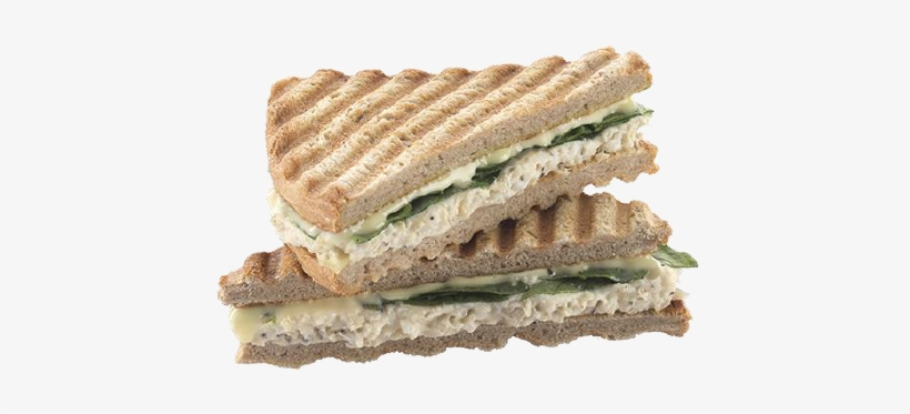 Of Chicken Mayonnaise And Creamy White Cheddar Cheese - Rye Bread, transparent png #2691531