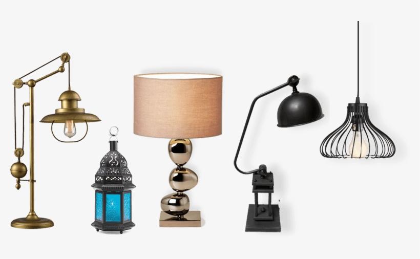Afs Handicrafts Lamps Afs Handicrafts Lamps - Dimond Lighting Led 1-light Table Lamp In Antique Brass, transparent png #2694683