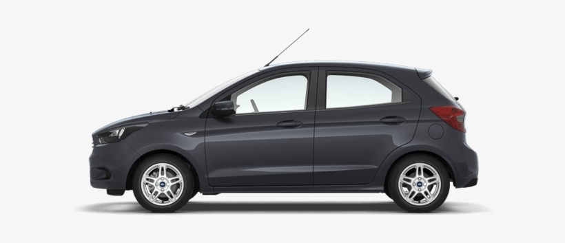 Unlike Many Darker Colours, Black Shows Up Dirt Very - Ford Ka+ White Gold Color, transparent png #2694960