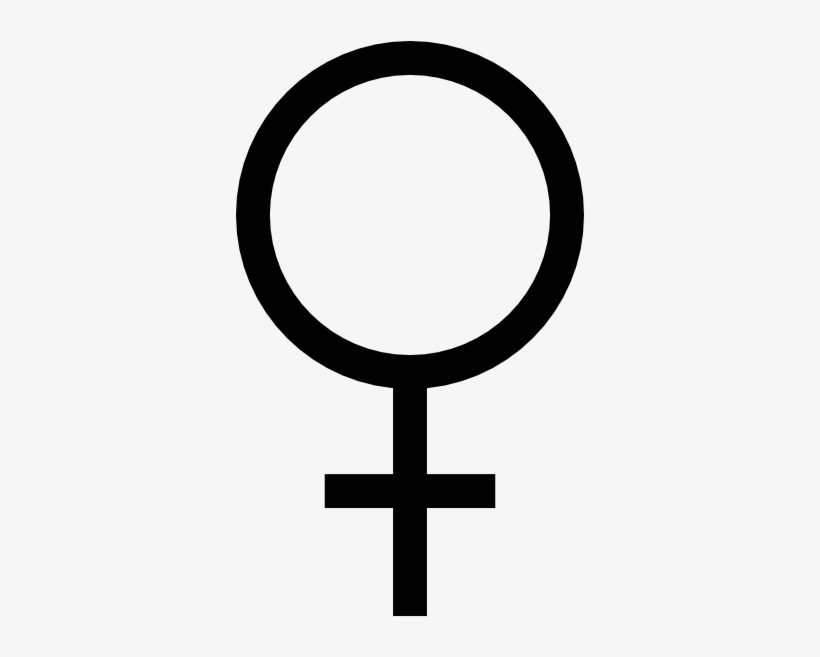 Donations For International Women's Day Community Event - Female Symbol Clipart, transparent png #2699549