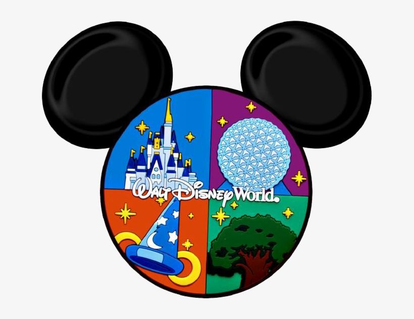 Logo Clipart Disney World - Disney World Park Symbols, transparent png #270584