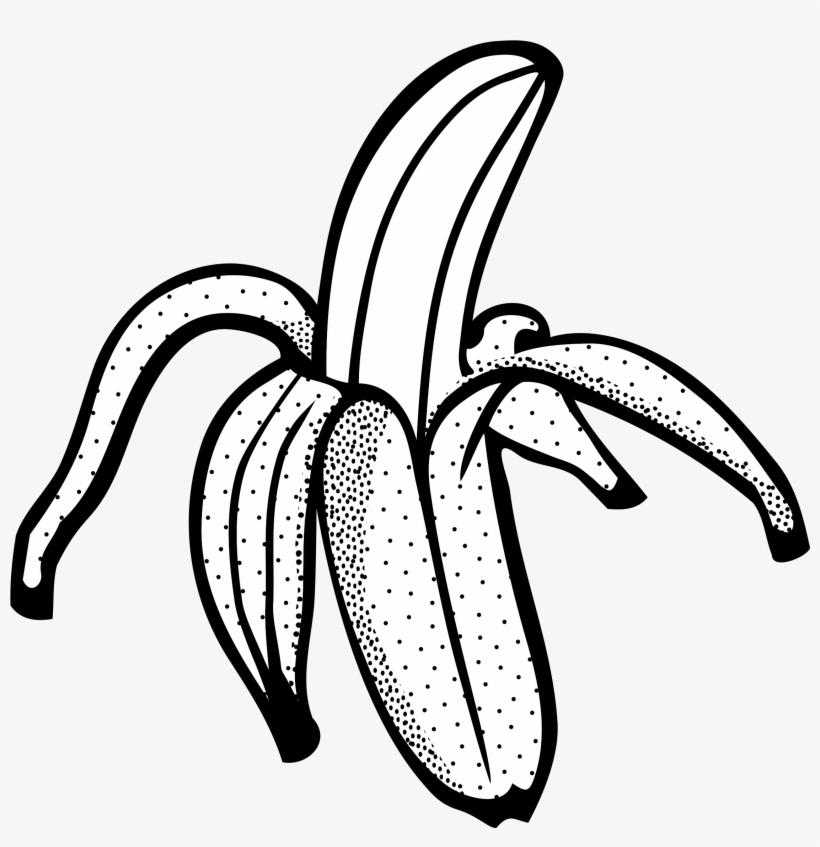 Banana Heart Clipart