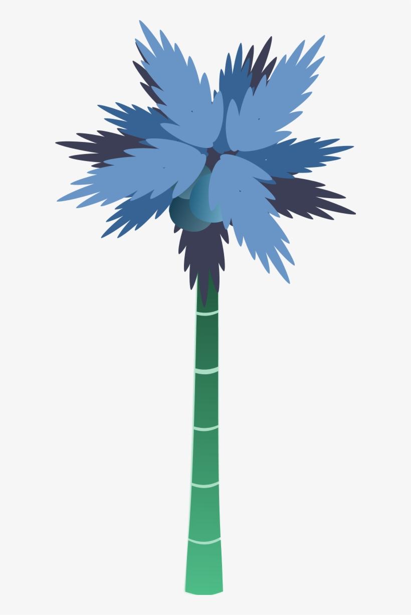 Vector Clip Art - Palm Tree Clip Art, transparent png #272089