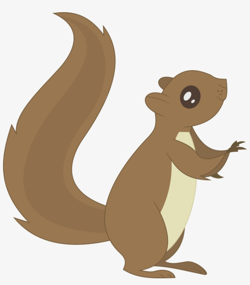 Squirrel Vector - Tree Squirrel, transparent png #272589
