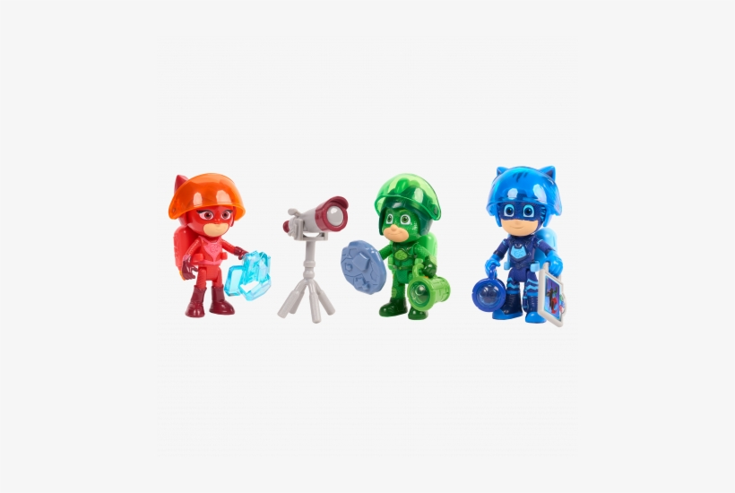 Pj Masks Super Moon Adventure Figure Sets Owlette - Pj Masks Super Moon Adventure Toys, transparent png #274420