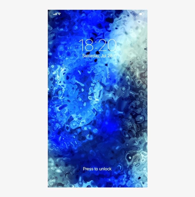 Ultramarine Cool Iphone Wallpaper - Wallpaper, transparent png #276691