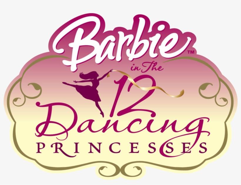 Barbie Logo Png Image Barbie And The 12 Dancing Princesses Logo