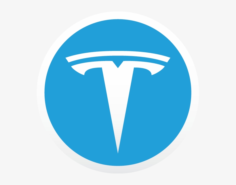 Tesla College Management System - Tesla Logo In A Circle, transparent png #278896
