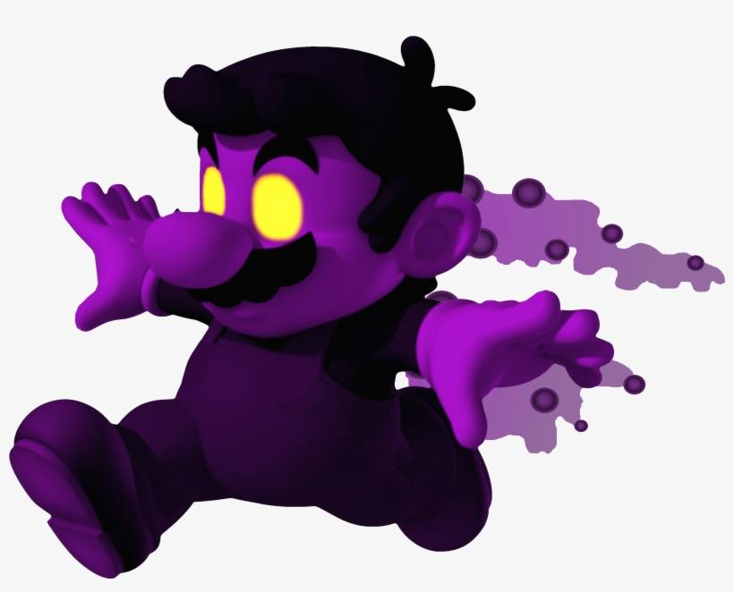 Cosmic Clone Mario - Super Mario 3d Land Cosmic Clone, transparent png #279064