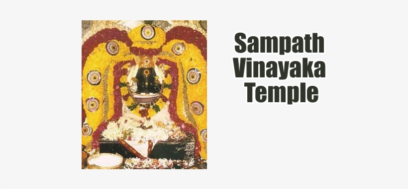 History Of Temple - Sri Sampath Vinayagar Temple, transparent png #279868