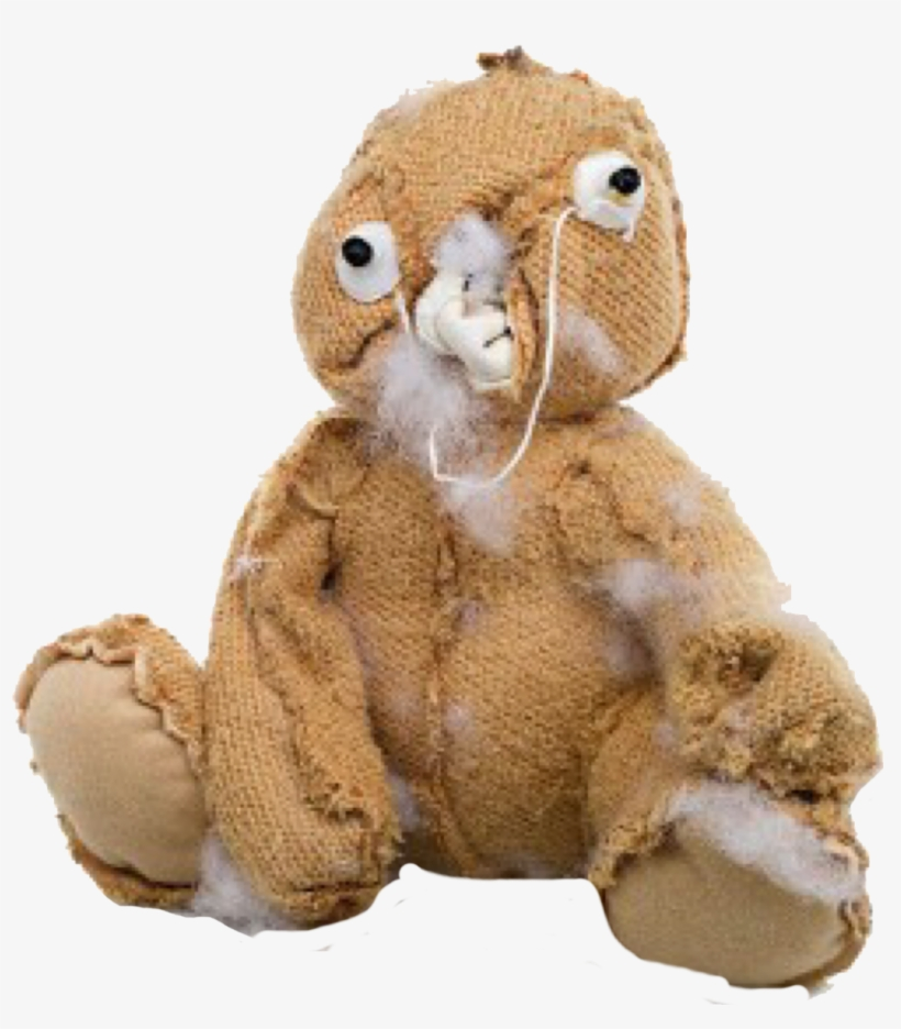 You Must Be Safe - Stuffed Animals Turned Inside Out, transparent png #2700361