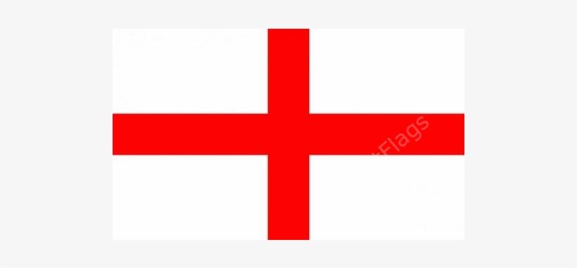 England Flag Png - English Flag, transparent png #2704039