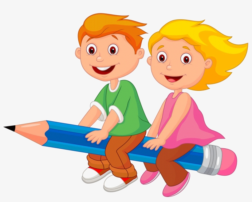 School Play Write Down Clipart Free Clip Art Images - School Children Cliparts, transparent png #2704640