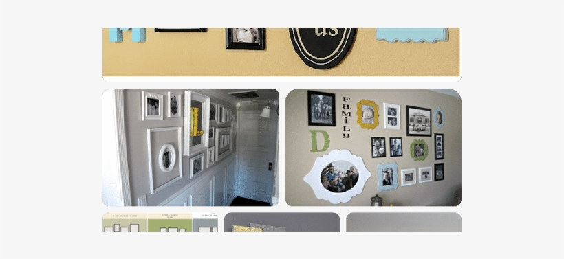 The 25 Best Wall Decor Ideas That Will Transform Your - Wall Decor Collage Ideas, transparent png #2705572
