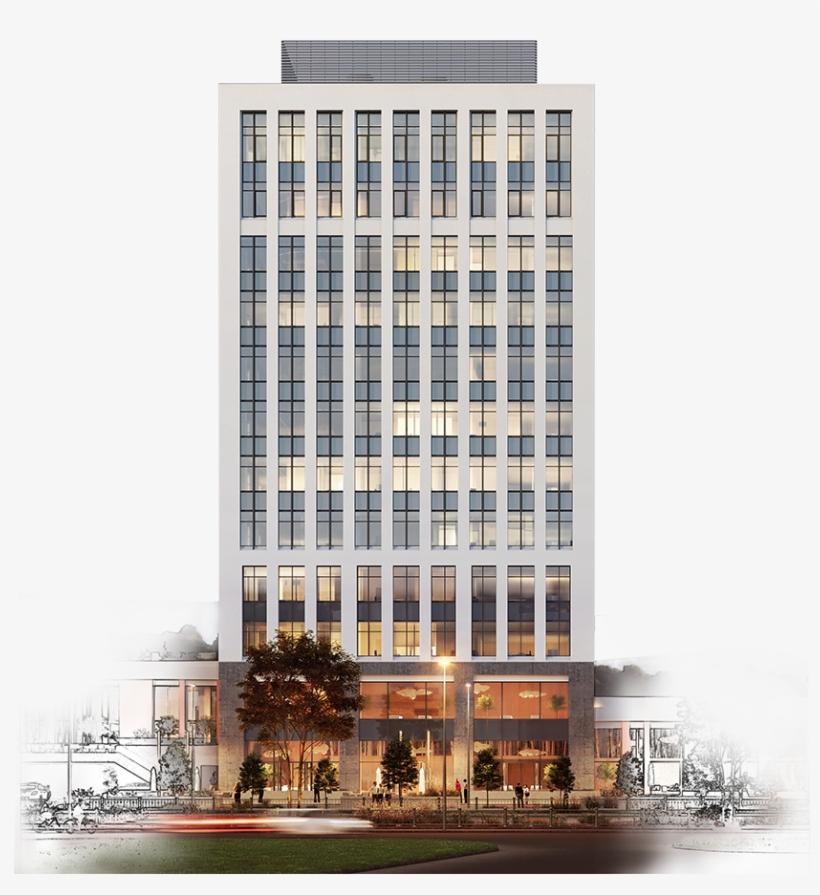 Gf M 1 2 3 4 5 6 7 8 9 - Office Building Png, transparent png #2711879