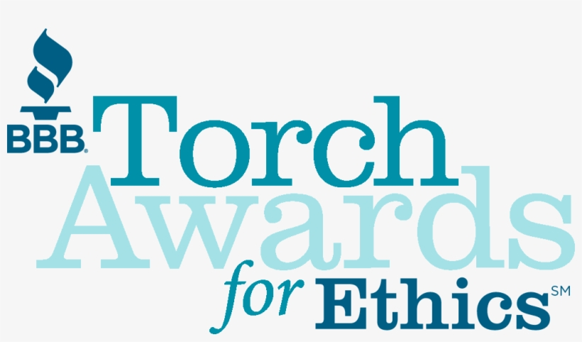 """a Bbb Accredited Business Since 09/11/1995 - Bbb Torch Award 2017, transparent png #2713853"