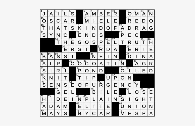 free la times crossword