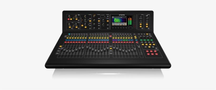 Midas M32-ip Digital Console For Live Performance And - Midas M32 40 Channel Live / Studio Digital Mixer Console, transparent png #2716794
