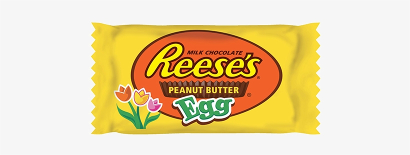 Reese's Peanut Butter Egg - Reese's Peanut Butter Cups, transparent png #2716951