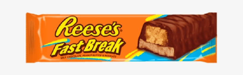 Reese's Fast Break King Size - Reese's Peanut Butter Cup Fast Break, transparent png #2717113