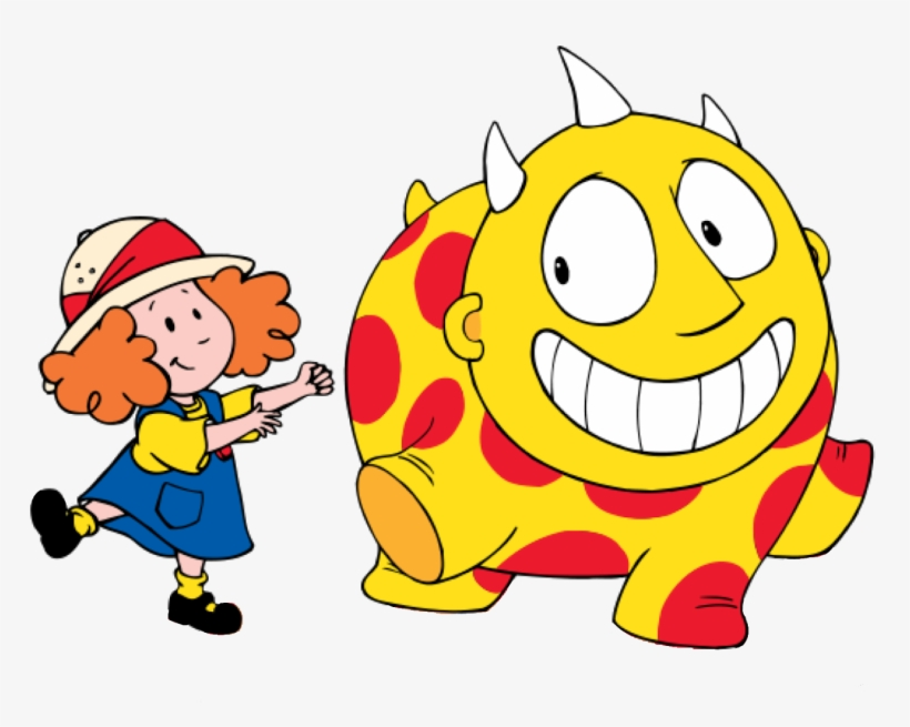 Maggie And The Ferocious Beast Maggie And The Ferocious Beast Logo