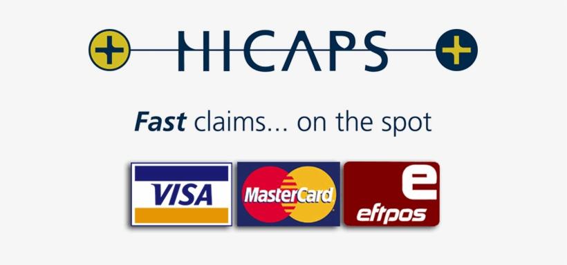 Hicaps Fast Claims Eftpos Visa Mastercard - Visa Mastercard ...
