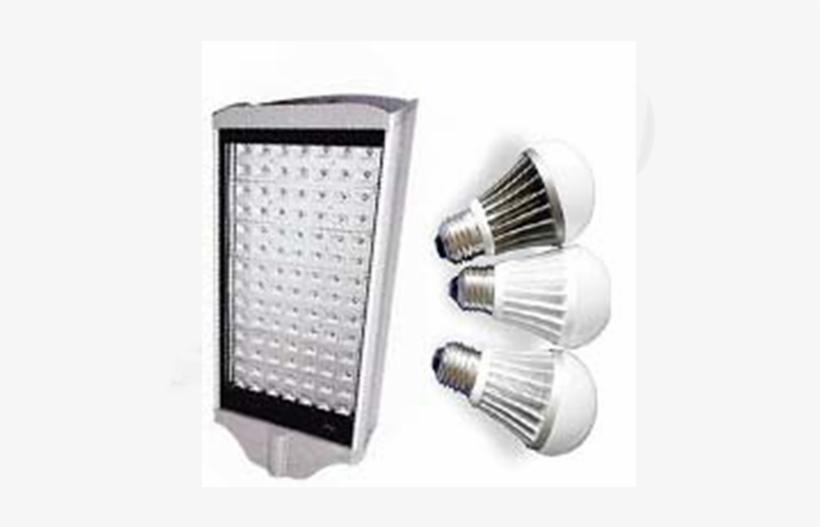 Solar Led Lights - Led Light Bulbs, transparent png #2722902