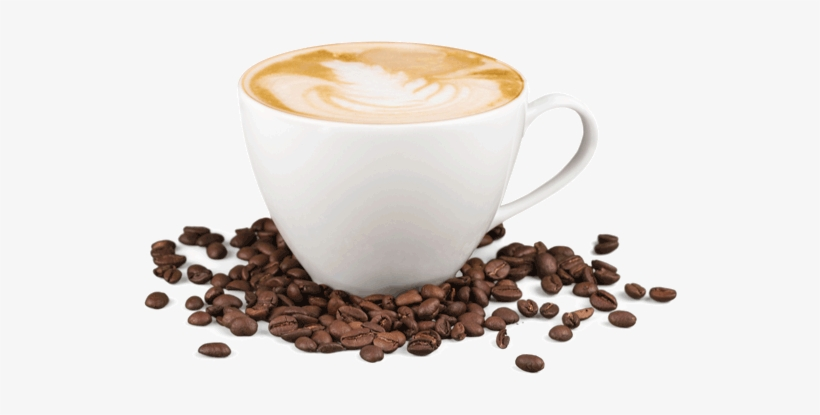 Coffee And Cup - Coffee In Cup Png, transparent png #2723820