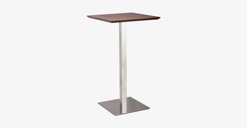 Malmo Bar Table - Zuo Modern Malmo Bar Table, Walnut | Pub Tables | 100052, transparent png #2725464