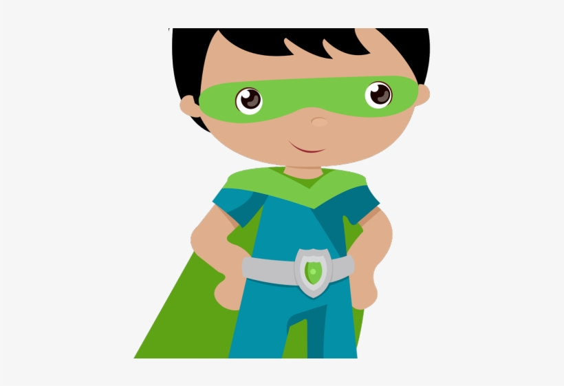 Kid Superhero Clipart, transparent png #2727276