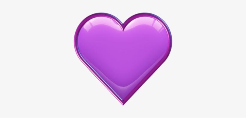 Картинки фиолетовое сердечко, картинки имя