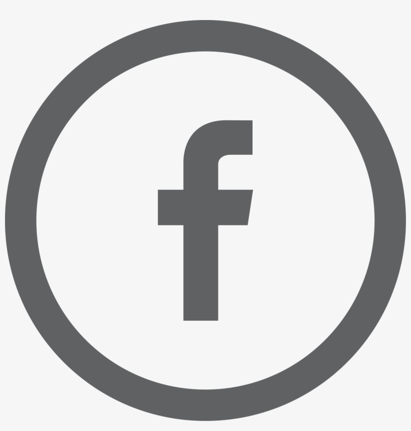 Facebook Twitter - Facebook Png Icon Circle, transparent png #2733774