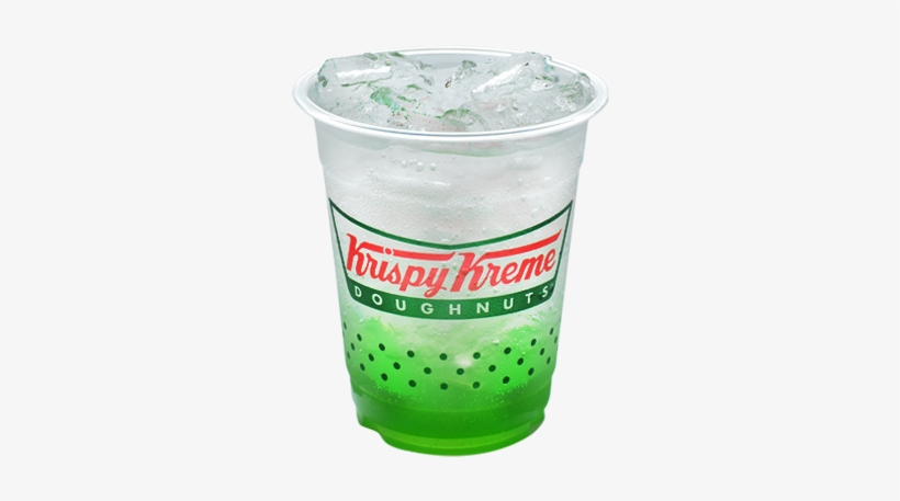 Green Apple Sparkling - Krispy Kreme Doughnuts House Blend Ground Coffee 2, transparent png #2736717