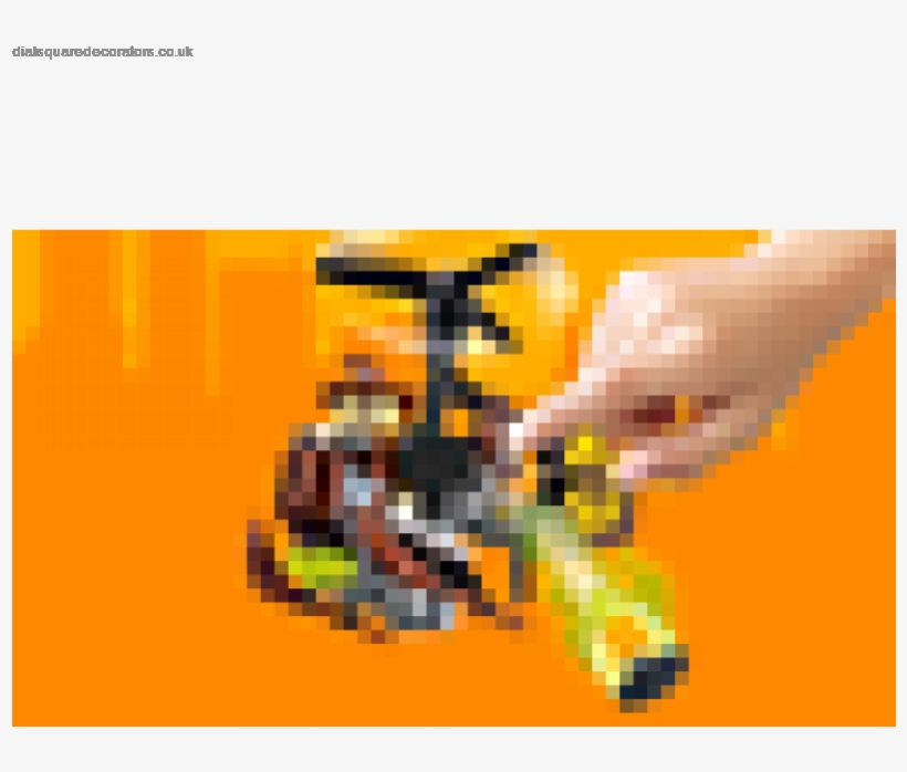 Good Quality New Lego Scarecrow Fearful Face Off Construction - Lego 70913 Scarecrow Fearfull Face Of, Batman Movie, transparent png #2737297