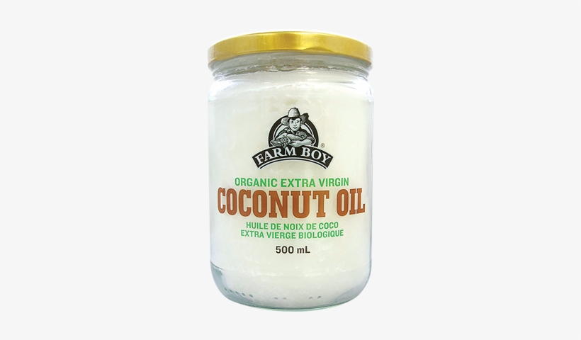 Farm Boy Organic Coconut Oil - Farm Boy Coconut Oil, transparent png #2738272