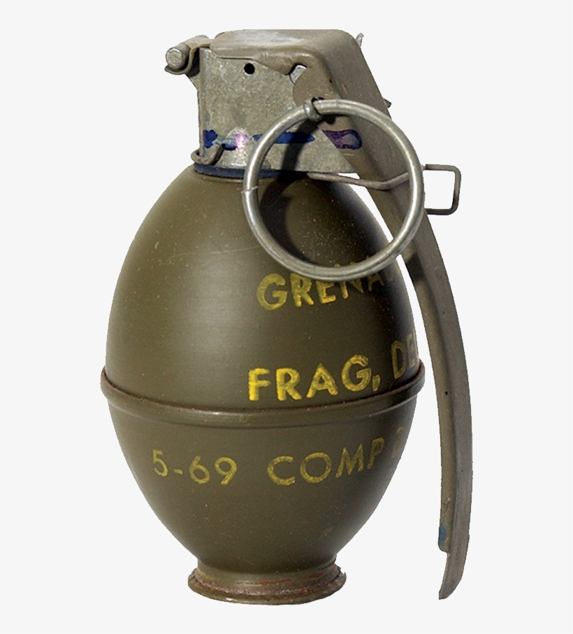 Us Hand Grenade Png Image - Wouldn't Start From Here, transparent png #2738802