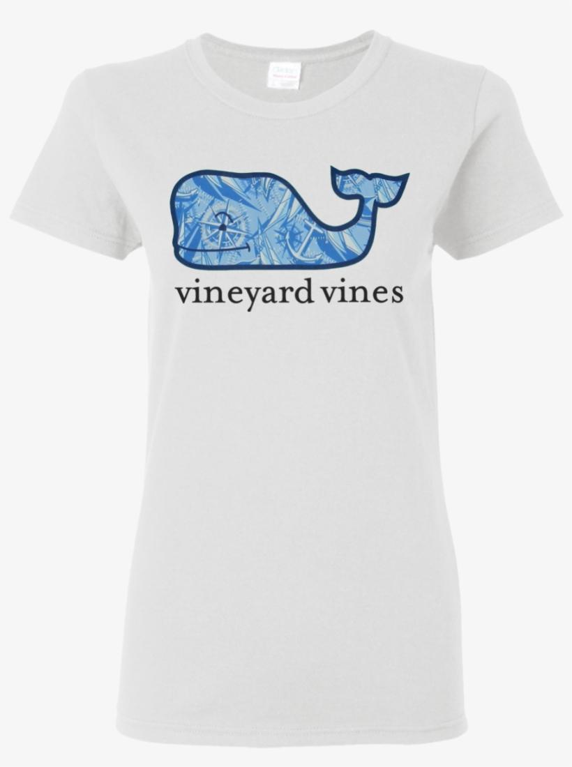 Vineyard Vines Logo T Shirt Short Sleeve Woment Size - Bella + Canvas Unisex Jersey Short-sleeve T-shirt 3001, transparent png #2739480