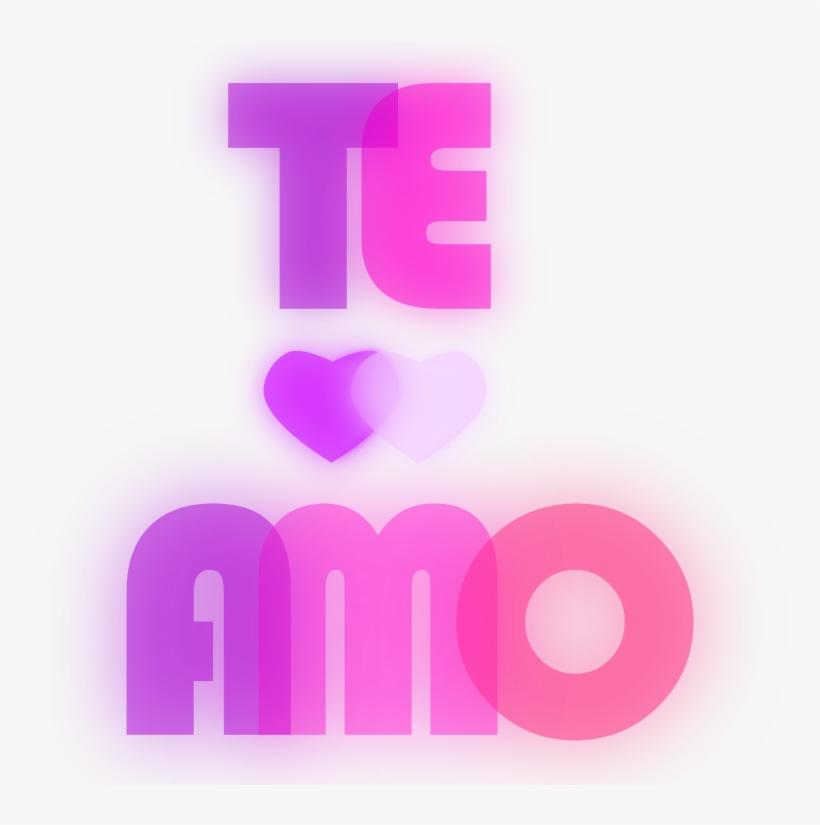 Ta028 - Te Amo En Png, transparent png #2740087