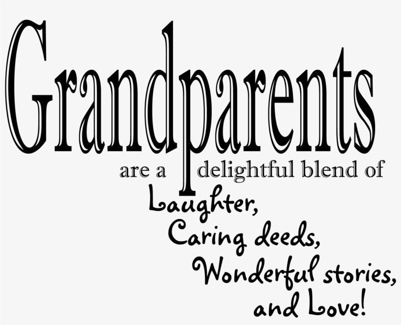 Scrapbook Saying Poems About Grandparents, National - Quotes ...