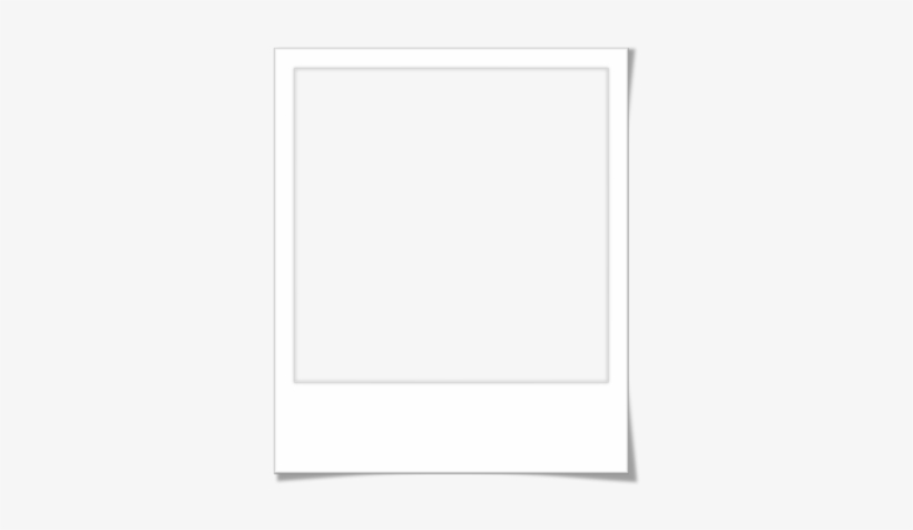 Polaroids On The Hunt - Transparent Overlay Polaroid Template, transparent png #2745619