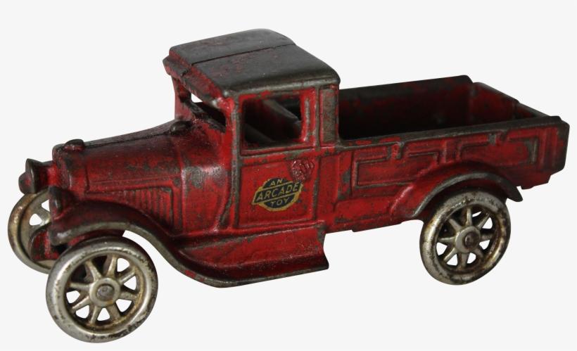 Vintage Toy Car - Vintage Car Toy Png, transparent png #2746916