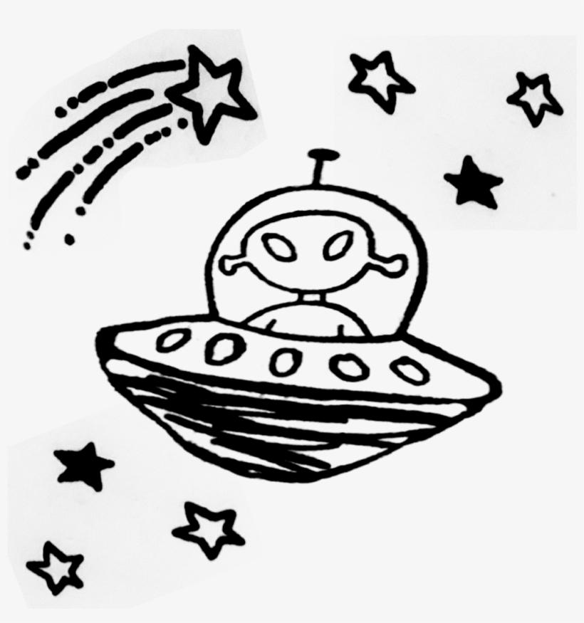 Sticker Alien Ufo Alienigena Tumblr Alien Aliens