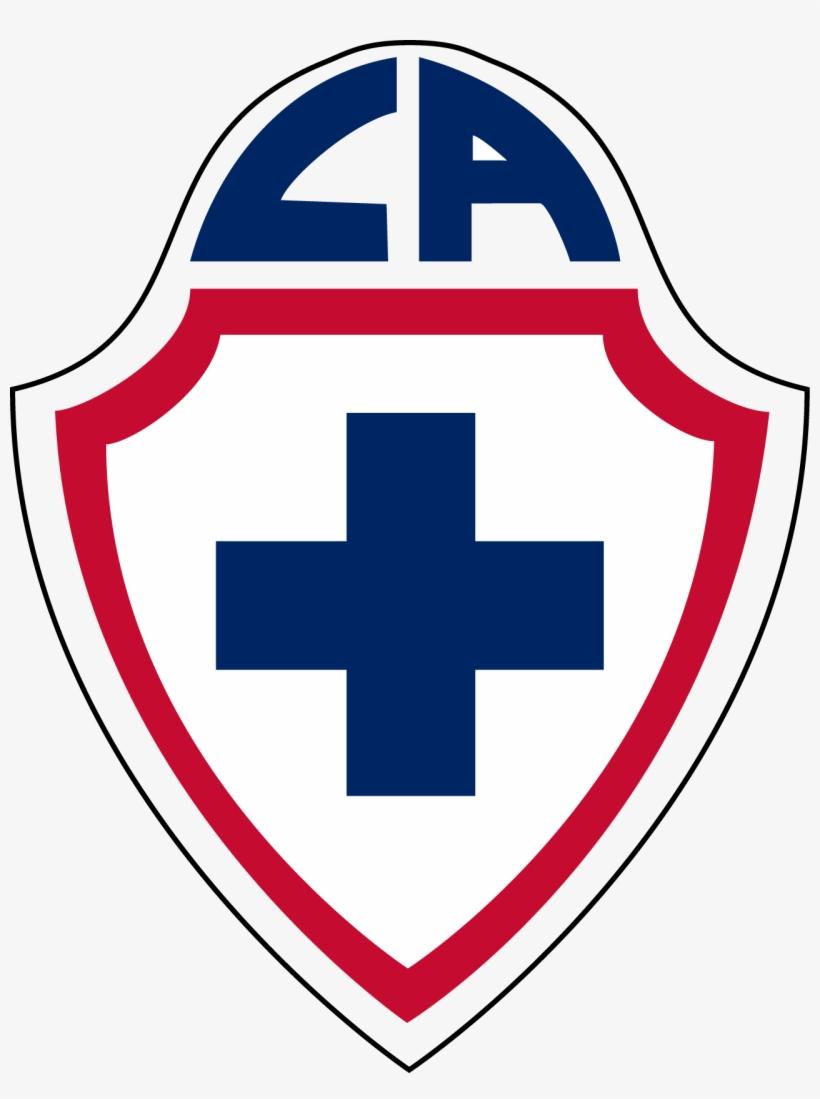Cruz Azul Femenil Logo Looks Better Than The Men's - Cruz Azul, transparent png #2749210