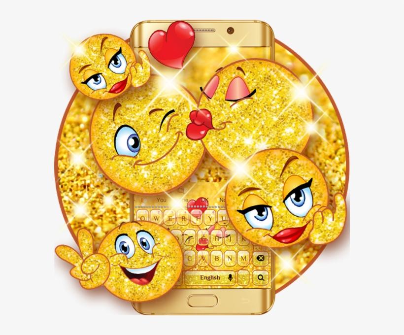 Sparkling Emoji Keyboard For Pc & Windows - Android, transparent png #2749746