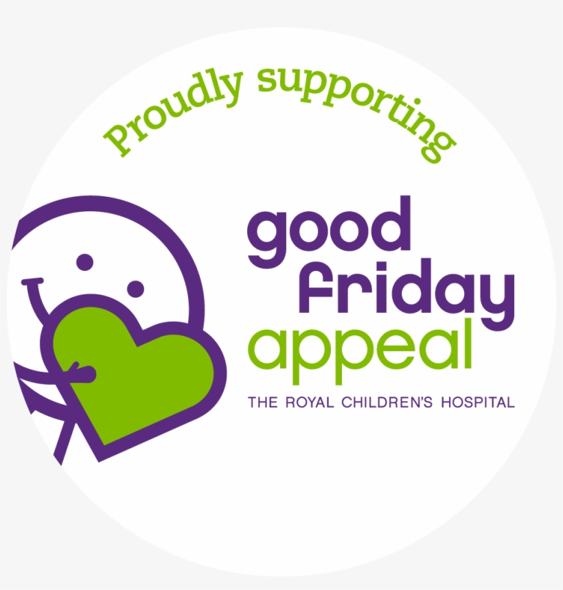 The Ngv Kids Program Is Supported By A Grant From The - Good Friday Appeal 2017, transparent png #2752342