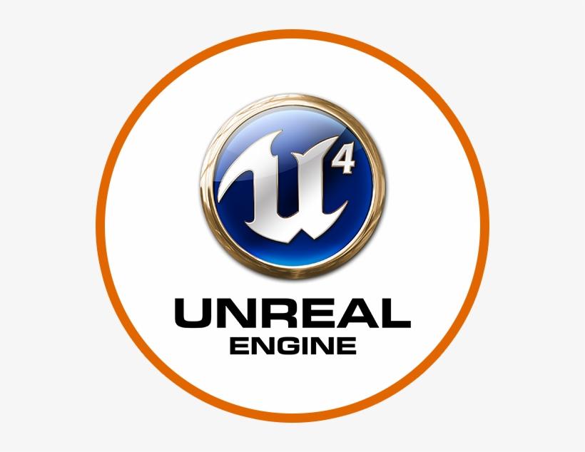 Unrealengine4 - Unreal Engine 4 Logo Png - Free Transparent PNG