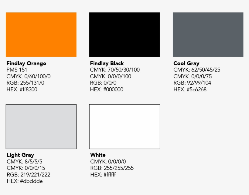 Academic Primary Color Palette - Cmyk 0 60 100 0, transparent png #2755410