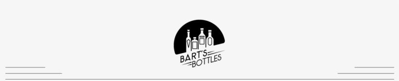 Bart's Bottles - Blended Malt Whisky, transparent png #2755448